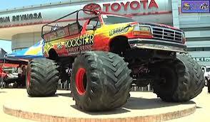 rockstar energy ride truck monster trucks wiki fandom