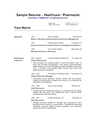 resume exles for pharmacy technician resume sle of a pharmacist copy template pharmacist cv template
