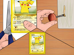Pokemon Card Meme - how to make a pokémon card with pictures wikihow