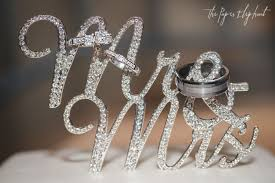 ring cake topper wedding ring cake topper brink lounge wedding photography the