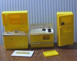 vintage 1966 louis marx toys kitchen furniture marx toys