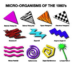 funny haha style design pop humor jokes retro color 80s geometric