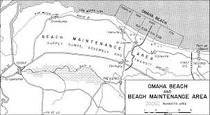 Maps Omaha Chapter 14 The Ordnance Department On Beachhead And Battlefront