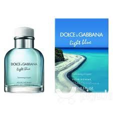 dolce and gabbana light blue men s 2 5 oz tualetinis vanduo dolce gabbana light blue swimming in lipari edt