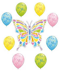 Butterfly Balloons Butterfly Balloons Amazon Com