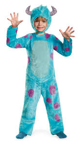 childs halloween costumes fuzzy sulley monsters toddler halloween costume toddler
