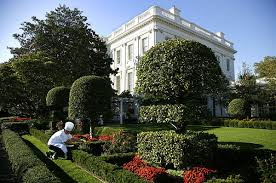 Jackie Kennedy White House Restoration Jackie Kennedy Garden White House Museum