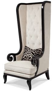 Armchair Black Design Ideas Chairs Favorable High Back Accent Chairs For Stunning Barstools