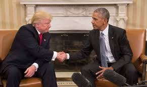 Trumps Hpuse In New York A Tale Of Two Presidents Trump Obama And The First 100 Days