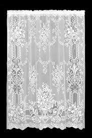 Black Lace Valance 34 Best Nottingham Lace Panels From Scotland Images On Pinterest