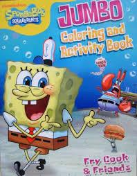 21 spongebob colorings