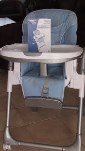 chaise haute safety chaise haute dinner par baby relax etat neuf d occasion