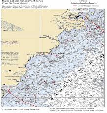 Map Maine Lobster Management Zone Maps Maine Department Of Marine Resources