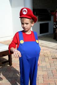 Super Mario Halloween Costume Cute Kids Halloween Costumes Catch Party