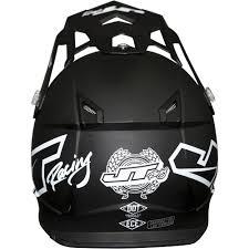 motocross bike accessories jt racing new mx 2017 als 1 0 black motocross dirt bike helmet ebay