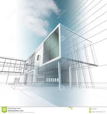 building concept building concept drawing stock illustration illustration of
