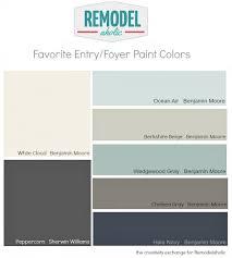 Best Benjamin Moore Colors Best 25 Foyer Paint Colors Ideas On Pinterest Foyer Colors