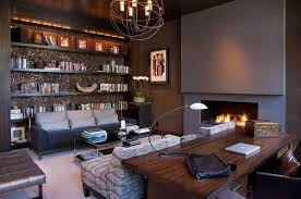 Home Office Modern Design Ideas magnificent 25 luxury home office decorating inspiration of 24