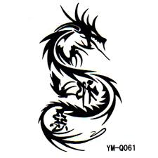 37 tribal dragon tattoo arm images