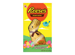 reese s easter bunny last minute easter candy from the hershey company just in time to