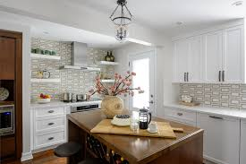 backsplash designs kitchen transitional with custom marble