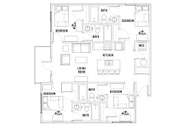 stadium floor plan floor plans stadium centre student housing tallahassee fl