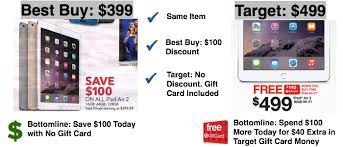 target black friday ipad air 2 sale phony confusing and misleading black friday deals