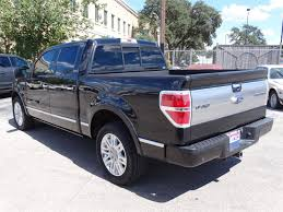 pre owned 2014 ford f 150 platinum crew cab pickup in san antonio