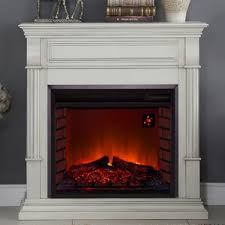 Custom Size Fireplace Screens by Fireplace U0026 Mantel Packages You U0027ll Love Wayfair