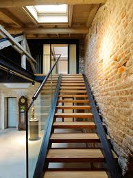 15 enchanting rustic staircase designs that you u0027re going to fall