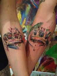 crown tattoos for men design ideas for guys