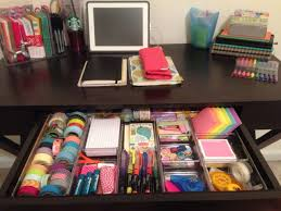 School Desk Organization Ideas Postageandpeonies The End Product Of The Other S