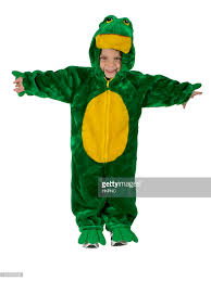 Frog Halloween Costumes Toddler Boy Halloween Frog Costume Arms Clipping Path Stock