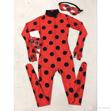 ladybug costume the miraculous ladybug costume kids costume for