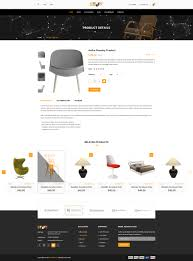 stuff furniture ecommerce psd template by themes hub themeforest