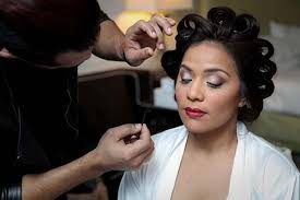 las vegas wedding makeup artist your guide for summer wedding hair and make up