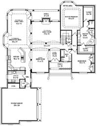 single open floor plans 4 bedroom open floor plan plans split house four 2018 also