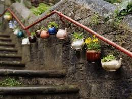 creative diy garden containers and planters from recycled awesome