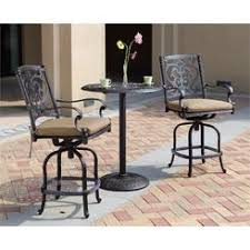 Bar Height Patio Chairs by Bar Height Outdoor Patio Furniture