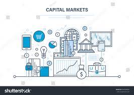 floor planning finance capital markets trading online banking ecommerce stock vector