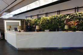 American Platinum Desk Guest Review American Express Centurion Lounge Hong Kong