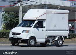 suzuki carry pickup chiangmai thailand november 6 2015 private stock photo 361278533