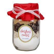 bulk christmas craft idea pint jar cookies at dollartree com