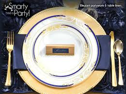 wedding party plates wedding party plates and napkins smarty had a disposable plastic