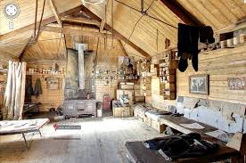 View Interior Of Homes Frozen In Time Google Street View Lets Us All Explore Scott U0027s Hut