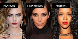 How To Shape Eyebrows With Tweezers Eyebrow Texture Guide How To Style Your Brows