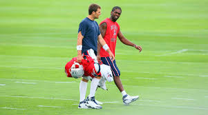 the tale of tom brady and johnny foxborough houston texans