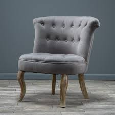 shop best selling home decor bordeaux casual light gray club chair