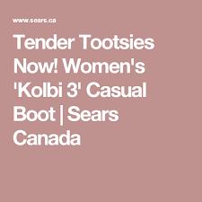 womens casual boots canada tender tootsies now s kolbi 3 casual boot sears canada