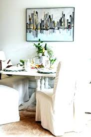 white dining chair covers white slipcovers for dining chairs dining room chair covers white